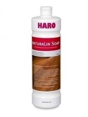 Haro Parkettpflege naturaLin Soap Reinigungsseife für Parkett 1 Liter günstig Zubehör online kaufen von Bodenbelag-Hersteller Haro HstNr: 410422