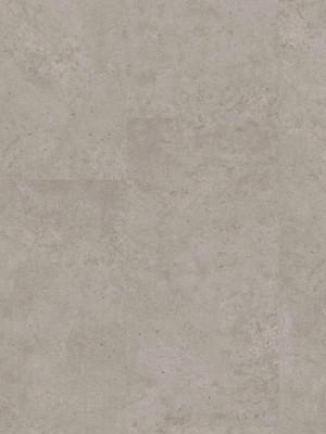 Wineo 400 Stone Designboden Vinyl zur vollflächigen Verklebung Vision Concrete Chill Fliese 609,6 x 304,8 mm, 2 mm Stärke, 3,34 m² pro Paket, Nutzschicht 0,3 mm, Verlegung mit Verklebung oder Unterlage Silent-Premium, von Design-Belag Hersteller Wineo HstNr: DB00135
