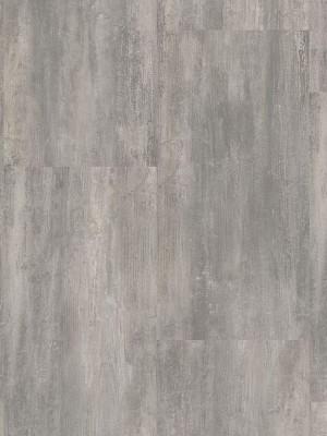 Wineo 400 Stone Designboden Vinyl zur vollflächigen Verklebung Courage Stone Grey Fliese 609,6 x 304,8 mm, 2 mm Stärke, 3,34 m² pro Paket, Nutzschicht 0,3 mm, Verlegung mit Verklebung oder Unterlage Silent-Premium, von Design-Belag Hersteller Wineo HstNr: DB00137