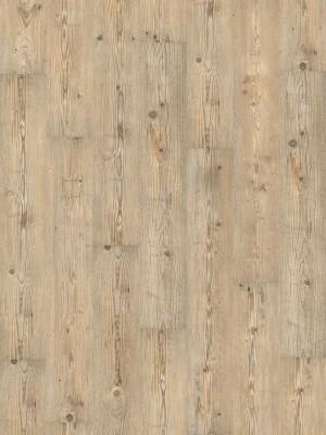Wineo 1000 Purline PUR Bioboden Wood Planken zur vollflächigen Verklebung Ascona Pine Nature Planke 1298 x 200 mm, 2,2 mm Stärke, 5,19 m² pro Paket Preis günstig Bio-Designboden kaufen von Design-Belag Hersteller Wineo HstNr: PL052R *** Bio-Designboden Lieferung ab 12 m² ***