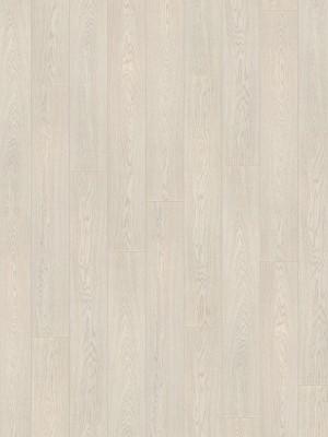 Wineo 500 medium V4 Laminat flowered oak white Laminatboden einzigartige Echtholzanmutung dank 4V-Fuge Eiche Landhausdiele 8 x 1290 x 195 mm, NK 23/33, im Paket 2,26 m² sofort günstig direkt kaufen, HstNr.: LA169MV4, *** ACHUNG: Versand ab Mindestbestellmenge: 43 m² ***