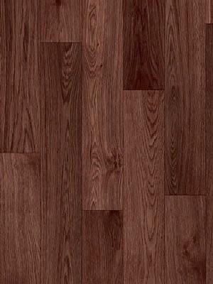 Profi Messe-Boden Holzdekor Wood Grip CV-Belag Nussbaum PVC-Boden