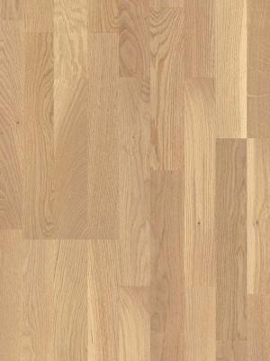Parador Basic 11-5 Holzparkett Fertig-Parkett in Schiffsboden 3-Stab, matt lackiert Eiche rustikal Pure Planke 2200 x 185 mm, 11,5 mm Stärke, 4,07 m² pro Paket, NS: 2,5 mm günstig Parkett online kaufen von Parkettboden-Hersteller Parador HstNr: P1595164