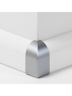 Parador Sockelleisten Ecken Alu-Optik, Außenecken Typ 2 für SL 2