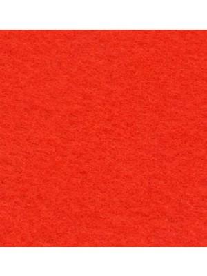 Profi Olymp Teppichboden für Messe und Events rot-orange mit Precoat-Rücken