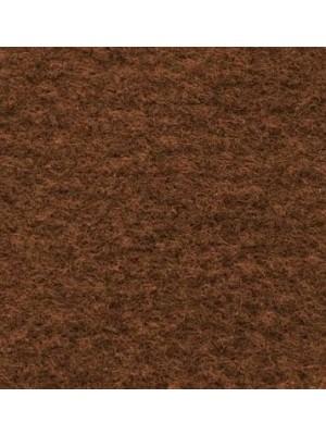 Profi Olymp Teppichboden für Messen und Events mit Precoat-Rücken braun 100 % Polypropylen, 2,6 mm Stärke, Rollenbreite 2 m, Rollenlänge 30 m Messeteppich schnell und günstig, Farbcode: 2031