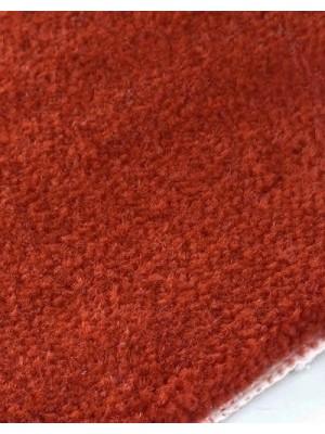 edelFORM Noblesse Teppichboden gut und günstig rotbraun Kräuselvelours