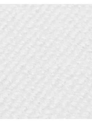 Profi Rips Teppichboden für Messen und Events mit Latex-Rücken weiß 100 % Polypropylen, 3 mm Stärke, Rollenbreite 2 m, Rollenlänge 50 m Messeteppich schnell und günstig, Farbcode: 4813