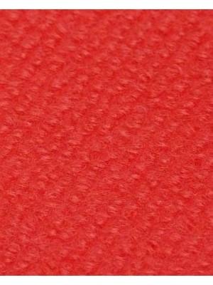 Profi Rips Teppichboden für Messen und Events mit Latex-Rücken hellrot 100 % Polypropylen, 3 mm Stärke, Rollenbreite 2 m, Rollenlänge 50 m Messeteppich schnell und günstig, Farbcode: 4825