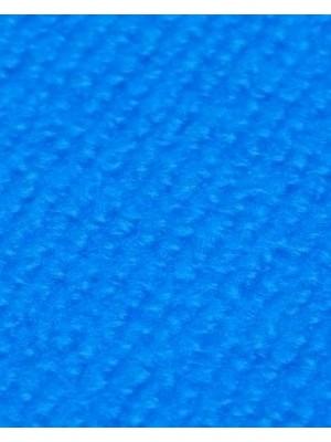 Profi Rips Teppichboden für Messen und Events mit Latex-Rücken hellblau 100 % Polypropylen, 3 mm Stärke, Rollenbreite 2 m, Rollenlänge 50 m Messeteppich schnell und günstig, Farbcode: 4826