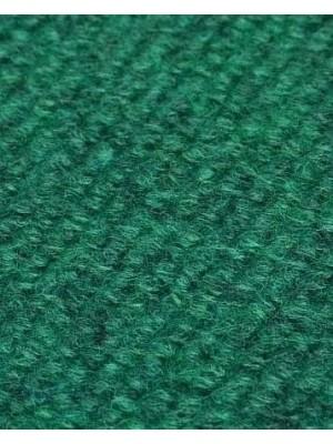 Profi Rips Teppichboden für Messen und Events mit Latex-Rücken dunkelgrün meliert 100 % Polypropylen, 3 mm Stärke, Rollenbreite 2 m, Rollenlänge 50 m Messeteppich schnell und günstig, Farbcode: 4846
