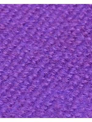 Profi Rips Teppichboden für Messen und Events mit Latex-Rücken lila 100 % Polypropylen, 3 mm Stärke, Rollenbreite 2 m, Rollenlänge 50 m Messeteppich schnell und günstig, Farbcode: 4858
