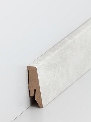 Südbrock Sockelleiste Marmor Fußleiste, MDF-Kern mit Dekorfolie ummantelt