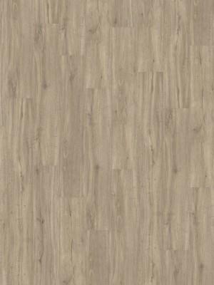 HARO DISANO SmartAqua Rigid-Klick-Boden LA 4VM Eiche Columbia grau strukturiert Designboden Blauer Engel 6,5 x 1282 x 235 mm, mit integrierter Trittschalldämmung und authentischer 4V-Fuge, *** Lieferung ab 15 m² bzw. 350 EUR Warenwert ***, HstNr.: 537117