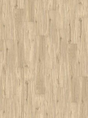 HARO DISANO SmartAqua Rigid-Klick-Boden LA 4VM Eiche Columbia hell strukturiert Designboden Blauer Engel 6,5 x 1282 x 235 mm, mit integrierter Trittschalldämmung und authentischer 4V-Fuge, *** Lieferung ab 15 m² bzw. 350 EUR Warenwert ***, HstNr.: 537118