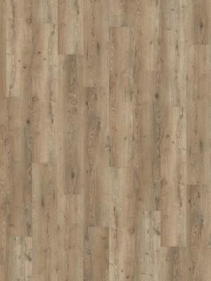 HARO DISANO SmartAqua Rigid-Klick-Boden LA 4VM Eiche Oxford strukturiert Designboden Blauer Engel 6,5 x 1282 x 235 mm, mit integrierter Trittschalldämmung und authentischer 4V-Fuge, *** Lieferung ab 15 m² bzw. 350 EUR Warenwert ***, HstNr.: 537170
