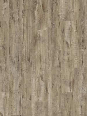HARO DISANO SmartAqua Rigid-Klick-Boden LA 4VM Eiche Cardiff grau strukt. Designboden Blauer Engel 6,5 x 1282 x 235 mm, mit integrierter Trittschalldämmung und authentischer 4V-Fuge, *** Lieferung ab 15 m² bzw. 350 € Warenwert ***, HstNr.: 540385