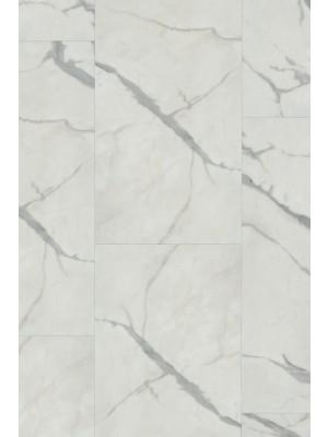Adramaq Rigid Click+ Designboden Three marmor weiss 5,5 mm Fliese  900 x 450 x 5,5 mm Rigid Boden mit integrierter Trittschalldämmung sofort günstig direkt kaufen, HstNr.: A-RCL99981 *** Lieferung ab 15m² ***