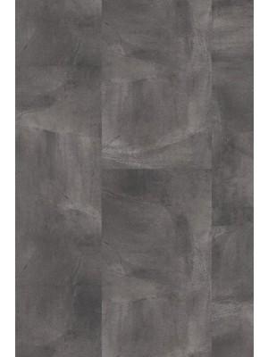 Adramaq Two Klebe-Vinyl Designboden beton dunkel 2,5 mm Fliese  914,4 x 457,2 x 2,5 mm zur Veklebung oder mit Verlegenterlage SilentPremium HstNr.: 10020218, günstig online kaufen, HstNr.: A-89969 *** Lieferung ab 15 m² ***