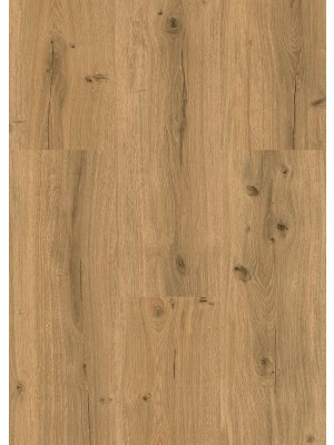 allfloors Deluxe Luxus Edition Grand Oak natural Design-Parkett mit Synchronprägung auf HDF-Träger mit Klicksystem für einfache Verlegung made in Switzerland, Planke 1235 x 305 mm, 10 mm Stärke, 15 Jahren Garantie