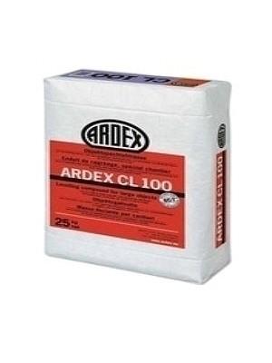 Ardex Spachtelmasse CL 100 Bodenausgleich zum Ausgleichen BIS 5 mm in einem Arbeitsgang Preis pro kg, PE-Sack 25 kg professionelle Ausgleichs Bodenspachtel-Masse von Bauchemie-Hersteller Ardex HstNr: CL100