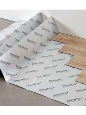 BerryAlloc DreamTec Plus Dämmunterlage für Klick-Vinyl Designböden
