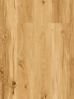 Cortex Designatura Eiche rustikal Klick-Designboden auf HDF-Träger, HCPRO-Öberfläche mit zwei Kork-Dämmschichten, mit Blauer Engel zertifiziert, Planke 1220 x 185 mm, 10,5 mm Stärke, 1,806 m² pro Paket, Nutzschicht 0,55 mm günstig Kork-Bodenbelag kaufen von Bodenbelag-Hersteller Cortex HstNr: BAH1002 *** Mindestbestellmenge 15 m² ***