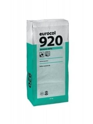 Forbo eurocol Spachtelmasse 920 Europlan Alphy Ausgleichsmasse Calciumsulfat selbstverlaufend bis 20 mm, 25 kg