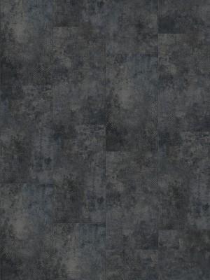 Gerflor Senso Clic Klick-Vinyl PETRA BLACK 4,2 mm Fliese einfaches vertikales  Klicksystem 391 x 729 x 4,2 mm sofort sofort günstig direkt kaufen, HstNr.: 60271183 *** Lieferung Gerflor Bodenbelag ab 15 m² ***