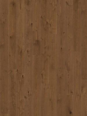 Haro Serie 3500 Landhausdiele Parkett EICHE muskatbraun Universal strukturier 2V 2,5 mm mit naturaLin plus 2200 x 180 x 12 mm, 2,38m² pro Pack/6Stück günstig online kaufen, HstNr.: 534608