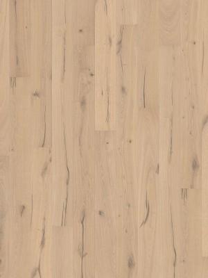 Haro Serie 3500 Landhausdiele Parkett EICHE puroweiß Alabama strukturiert 2V 2,5 mm mit naturaLin 2200 x 180 x 12 mm, 2,38m² pro Pack/6Stück günstig online kaufen, HstNr.: 537348