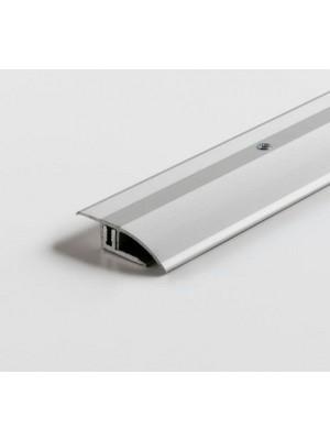Parador Anpassungsprofil Silber für Laminat und Design-Bodenbeläge