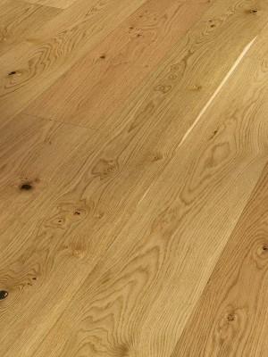 Parador Classic 3025 Holzparkett Eiche Parkett Landhausdiele, gebürstet, matt lackiert, Minifase 2200 x 185 x 13 mm, 3,66 m² pro Paket, Nutzschicht 2,5 mm  *** Lieferung ab 15 m² bzw. 350 EUR Warenwert***