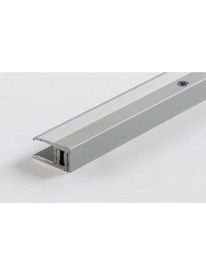 Parador Übergangsprofil Aluminium-Profil Silber für Parkettboden, Länge 1000 mm, günstig Profile kaufen von Bodenbelag-Hersteller Parador HstNr: 1739870 ***  Lieferbar nur in Verbindung mit Parador Bodenbelag-Bestellung ***