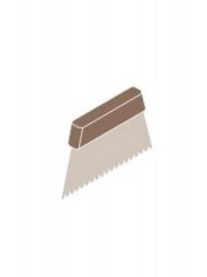 Parador Werkzeug Kleberauftragsspachtel günstig Verlege-Werkzeug kaufen von Bodenbelag-Hersteller Parador HstNr: 1739894 *** Nur lieferbar in Verbindung mit Bodenbelag-Bestellung ***