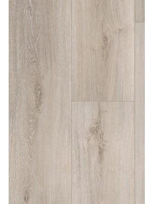 Parador Basic 5.3 Rigid Klick-Vinyl Eiche Grau Geweißt SPC Designboden 1209 x 225 x 5,3 mm, mit integrierter Trittschalldämmung und umlaufender Fuge für Eleganz eines echten Dielenbodens, *** Lieferung ab 15 m² bzw. 350 EUR Warenwert ***, HstNr.: 1743001