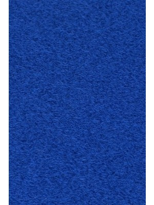 Profi Salsa Teppichboden für Messe dunkelblau mit Schutzfolie, Marine-Rücken