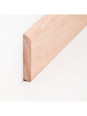 Südbrock Sockelleiste aus Massivholz, oben abgerundet Buche roh 10 x 58 mm, Länge 2400 mm, günstig Leisten Sockel Profile online kaufen von Hersteller Südbrock HstNr: sbs5011600