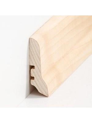 Südbrock Sockelleiste Holzkern Merbau lackiert Holzkern mit Echtholz furniert 20 x 60 mm