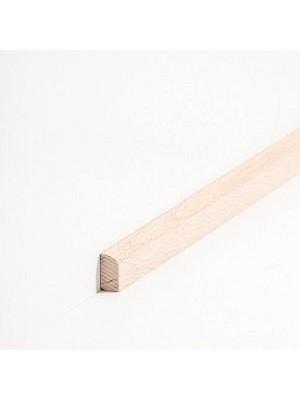 Südbrock Sockelleiste Vorsatz Massivholz Vorsatzleisten,  Buche lackiert 8 x 22 mm, Länge 2 m, günstig Leisten Sockel Profile online kaufen von Hersteller Südbrock HstNr: sbs8222