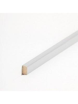 Südbrock Sockelleiste Vorsatz Massivholz Vorsatzleisten, Abachi Hellgrau 8 x 22 mm, Länge 2 m, günstig Leisten Sockel Profile online kaufen von Hersteller Südbrock HstNr: sbs82242