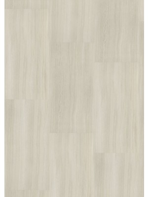 ter Hürne Stone Choice PerForm Rigid-Core Klick Stein Turin weiß 6 mm Naturstein Designboden