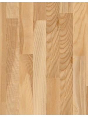 Weitzer Parkett WP 450 2-Schicht 1-Stab Fertigparkett zur vollflächigen Verklebung, ProStrong Esche lebhaft bunt Planke 500 x 65 mm, 11 mm Stärke, 2,34 m² pro Paket, Nutzschicht 3,6 mm günstig Parkettboden online kaufen