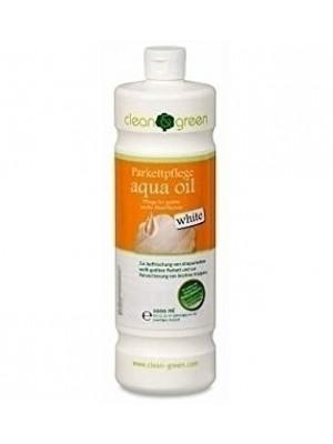 Haro Parkettpflege clean and green aqua oil white weiß 1 Liter, Verbrauch: 20 - 25 ml/m² günstig Zubehör online kaufen von Bodenbelag-Hersteller Haro HstNr: 409474