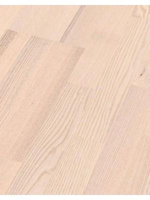 Meister Longlife Parkett Classic PC 200 Schiffsboden Esche lebhaft weiß lackiert