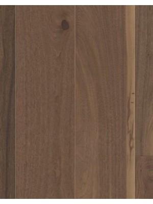 Weitzer Parkett WP Quadra Nussbaum gedämpft lebhaft bunt 3-Schicht Fertigparkett, gefast, ProVital finsih