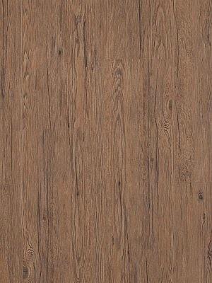 JAB Adramaq Old Wood Vinyl-Designboden edel-rustikales synchrongeprägtes Holzdekor Esche rustikal nussbraun, Planke 1219 x 228 mm, 2,5 mm Stärke, 3,34 m² pro Paket, Nutzschicht 0,55 mm, Verlegung mit Verklebung oder Verlegeunterlage Silent-Premium HstNr.: 10020218, von Bodenbelag-Hersteller JAB Adramaq HstNr: A2852-055