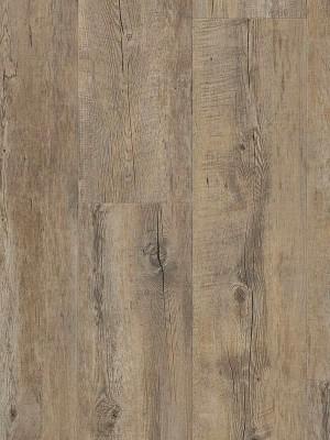 Wineo 400 Wood Designboden Vinyl 1-Stab Landhausdiele zur vollflächigen Verklebung Embrace Oak Grey Planke 1200 x 180 mm, 2 mm Stärke, 3,89 m² pro Paket, Nutzschicht 0,3 mm, Verlegung mit Verklebung oder Unterlage Silent-Premium, von Design-Belag Hersteller Wineo HstNr: DB00110