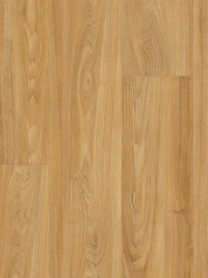 Wineo 400 Wood Designboden Vinyl 1-Stab Landhausdiele zur vollflächigen Verklebung Summer Oak Golden Planke 1200 x 180 mm, 2 mm Stärke, 3,89 m² pro Paket, Nutzschicht 0,3 mm, Verlegung mit Verklebung oder Unterlage Silent-Premium, von Design-Belag Hersteller Wineo HstNr: DB00118