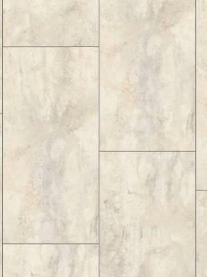 Wineo 400 Stone Click Vinyl-Designboden mit Klick-System Magic Stone Cloudy Fliese 600 x 316 mm, 4,5 mm Stärke, reale Fuge, 2,28 m² pro Paket, Nutzschicht 0,3 mm Preis günstig Design-Belag online kaufen von Design-Belag Hersteller Wineo HstNr: DLC00136